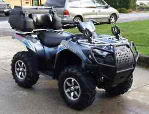 2012 Special Edition Brute Force 750 with EPS.