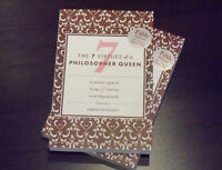 7 Virtues of A Philosopher Queen - NEW - great gift - $25 retail