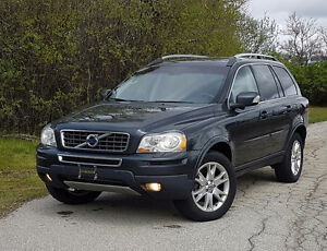 2011 Volvo XC90 SUV, summer winter ready