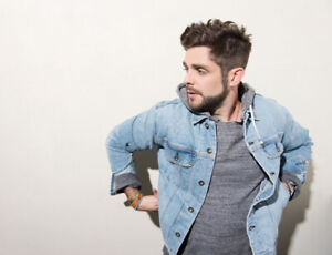 THOMAS RHETT @ Budweiser Stage July 11 Hard Copy Tickets GA LAWN