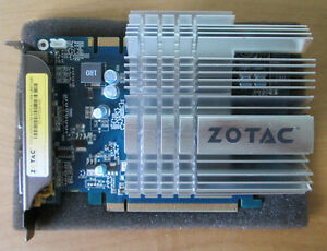 Zotac GeForce 9500GT 512MB PCIe graphics card