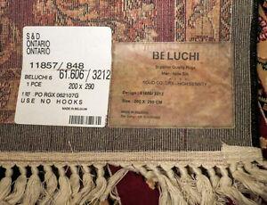 Beluchi Area Carpet Kitchener / Waterloo Kitchener Area image 2