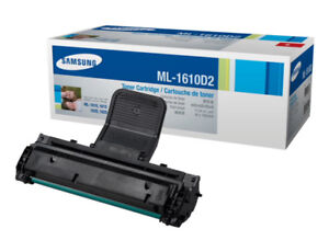 3 New, Unused ML-1610D2 Toner Cartridges