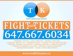 FIGHT YOUR TICKETS