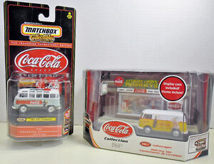 Coca-Cola Matchbox 1967 Volkswagen 1:64 Diecast Collectibles