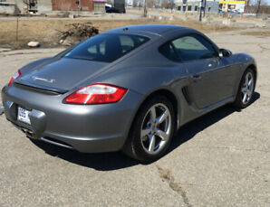 PORSCHE CAYMAN S  2006 condition A1