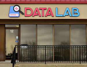 Professional Data Recovery, Clean Room & Laboratory on site!