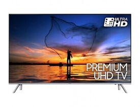Samsung Award Winning 55 Inch Premium 4K Ultra HD HDR Smart TV With Freesat
