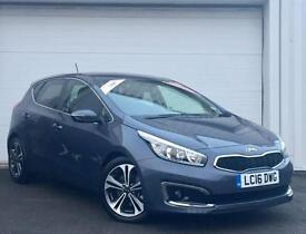 2016 Kia cee'd 1.6 CRDi 4 Manual Hatchback