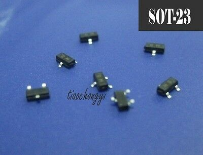 Smd Transistor Sot-23 Assortment Kit 13 Value 130pcs.s9012 C1815 S9014 S8050