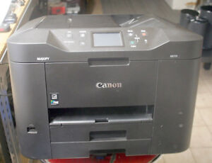 CANON MAXIFY MB2720 WIRELESS ALL-IN-ONE INKJET PRINTER - 0958C00