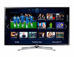 "Samsung 60"" led smart tv full HD"
