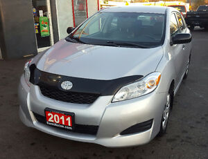 2011 Toyota Matrix BASE Wagon HATCH BACK ACCIDENT FREE Cambridge Kitchener Area image 1