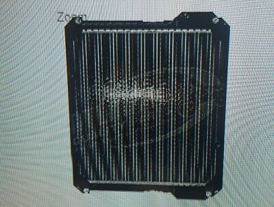 Case Backhoe 580m Series 2 580sm - 2 590sm-2 Radiator 87410098 87410096