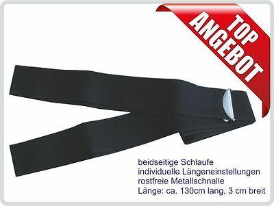 Arm-gurt (Armtragegurt doppelte Schlaufe,  Armschlinge, Armgurt, Armschlaufe)