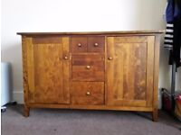 Wooden cupboard from NEXT