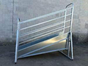 Loading Ramp / Livestock Ramp Adjustable Wacol Brisbane South West Preview