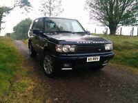 Range Rover P38 Vogue petrol/lpg (2001)