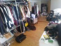 Job lot 100 items nearly new high st clothes £3 per item £300 for 100 excellent for ebay or shop