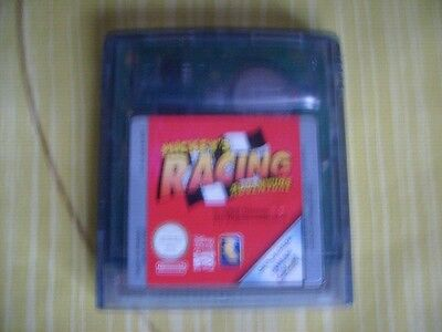 MICKEY's RACING ADVENTURE ( GAME BOY COLOR - NINTENDO ), used for sale  Shipping to Nigeria