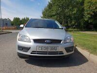 Ford focus ghia 2008 5 door Low miles long mot £1495ono