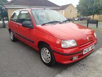 1996/N Mk1 Renault Clio RT 1.4 Auto, Red, 50k, stunning, huge history, classic insurance!