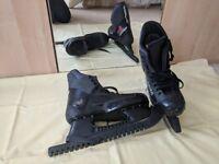 Ice skates - Bauer size 6. £8