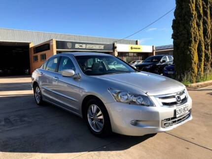 2010 Honda Accord Silver AUTO 91000KM ONLY Hindmarsh Charles Sturt Area Preview