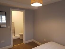 Newly refurbished en suite room