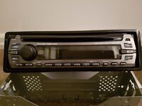CLARION DXZ438R RDS CAR RADIO STEREO CD PLAYER