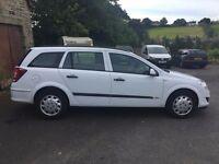 57 Reg Vauxhall Astra Estate 1.3 Diesel **£1000**