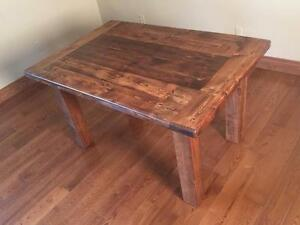 NEW HARVEST TABLES   SALE $899