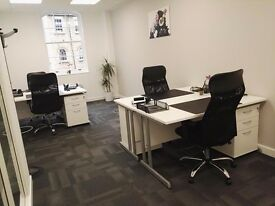 ( EC2A - Shoreditch ) Office Space to Let - 4 workstations ( Office 2.4 )