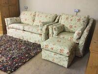 MULTIYORK sofa and armchair suite