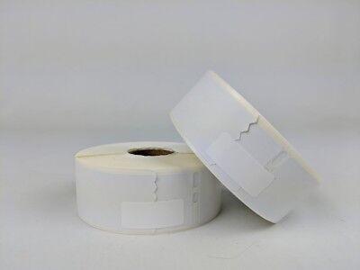 1-18x 3-12 White Address Labels 2 Rolls 350roll Dymo Label Printer 30252