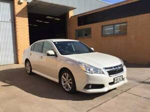 2014 Subaru Liberty. One Owner. Full Service History. Hindmarsh Charles Sturt Area Preview