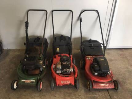 Lawn Mowers.. PARTS ONLY!