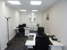 Shoreditch Office Space, 4 workstations (Office 2.4)