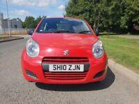SUZUKI ALTO SZ3 996cc 5 DOOR LOW MILES 56K £20 ROAD TAX £2495