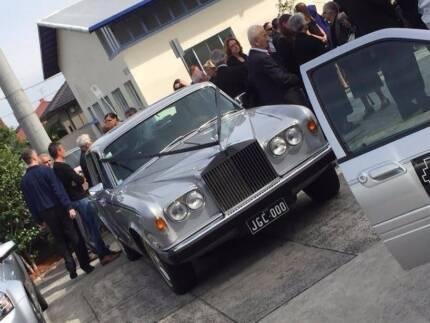 1977 Rolls-Royce Silver Sedan