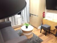 AMAZING BRAND NEW STUDIO / FULLY FURNISHED /ALL BILLS / COUNCIL TAX /WIFI/INCLUDE 07858427611