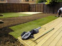 Landscape and Garden Services in Milton Keynes