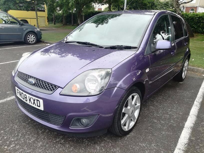 2008/08 Ford Fiesta 1.4 Tdci Amethyst £30 road tax Lots & 2008/08 Ford Fiesta 1.4 Tdci Amethyst £30 road tax Lots of ... markmcfarlin.com