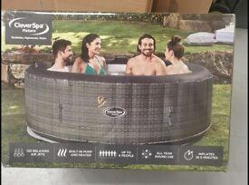 CleverSpa Matara 6 person hot tub