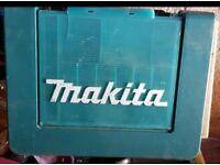 Makita drill and impact driver 18v