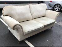 Laura Ashley 3 Seater Sofa (@07752751518)
