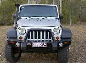 2010 Jeep Wrangler Unlimited SUV **12 MONTH WARRANTY** Coopers Plains Brisbane South West Preview