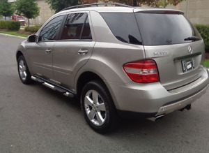 Mercedes ML-500,2006,130000 KM,No Accident,Nice looking,MUST go!