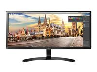 LG 29'' Class 21:9 UltraWide FHD IPS Monitor with HDR 10