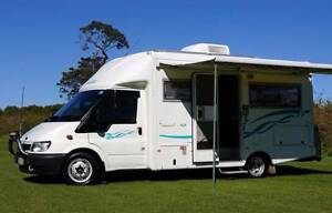 Winnebago Freewind 4 Berth Motorhome with Low Km, Shower & Toilet Albion Park Rail Shellharbour Area Preview